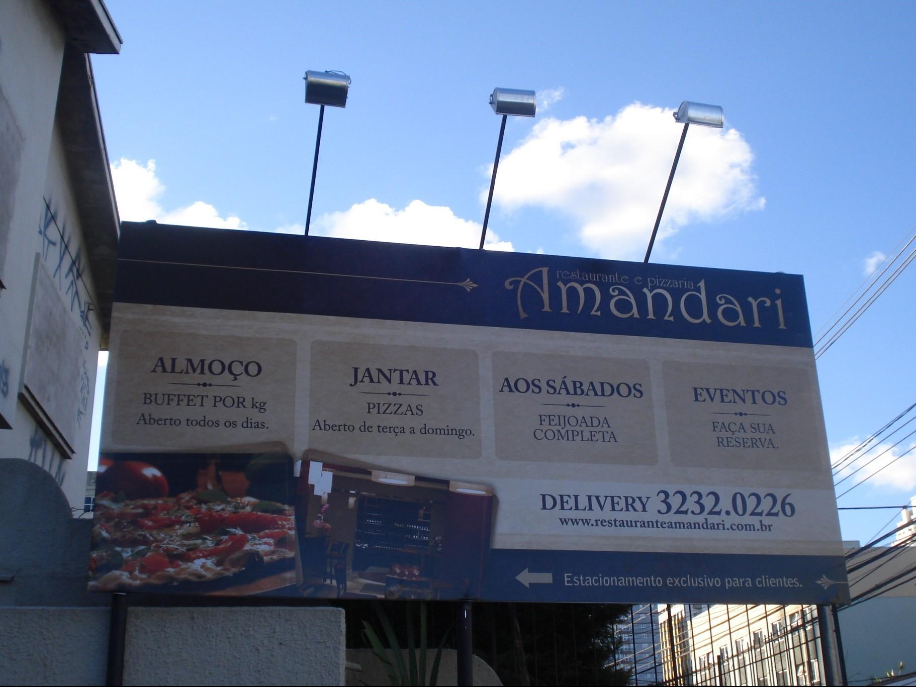 Restaurante Amandari